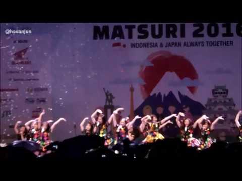 JKT48 - Heavy Rotation (Jak-Japan Matsuri 2016)