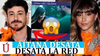 Aitana 'coloca' a Cepeda en su videoclip y las redes arden con + el ft junto a Cali y el Dandee