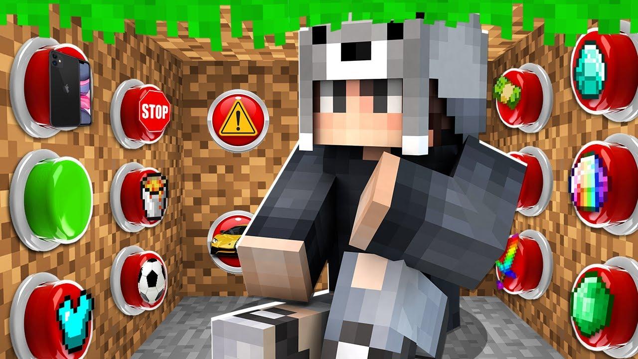 Download 100 DÜĞMEDEN DOĞRUYU SEÇEMEZSEN ÖLÜRSÜN 😱 - Minecraft