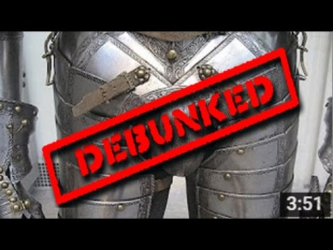10 TERRIFYING FACTS ABOUT MEDIEVAL KNIGHTS DEBUNKED!