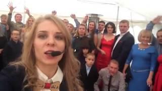 Ведущая на свадьбу, выездную регистрацию Москва