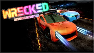 STOP ME! | WRECKED REVENGE REVISITED WITH THE SIDEMEN (With Facecam)