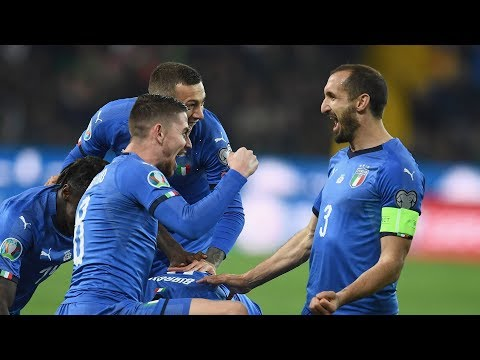 Highlights: Italia-Finlandia 2-0 (23 marzo 2019)