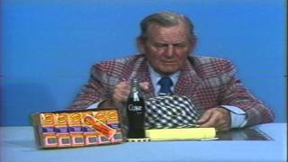Scene from the Coach Bryant Show.  October 26, 1980