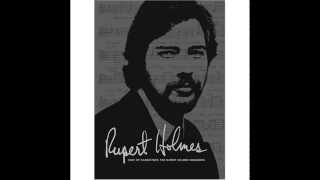 Rupert Holmes - for beginners only