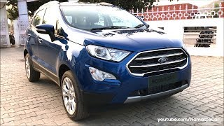 Ford EcoSport Titanium+ 2017 | Real-life review