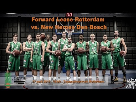 Forward Lease Rotterdam - New Heroes Den Bosch 17 april 2017