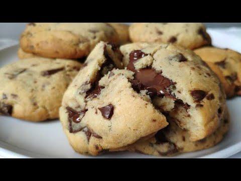 recette-des-cookies-aux-pépites-de-chocolat