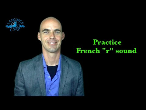 Practice of French