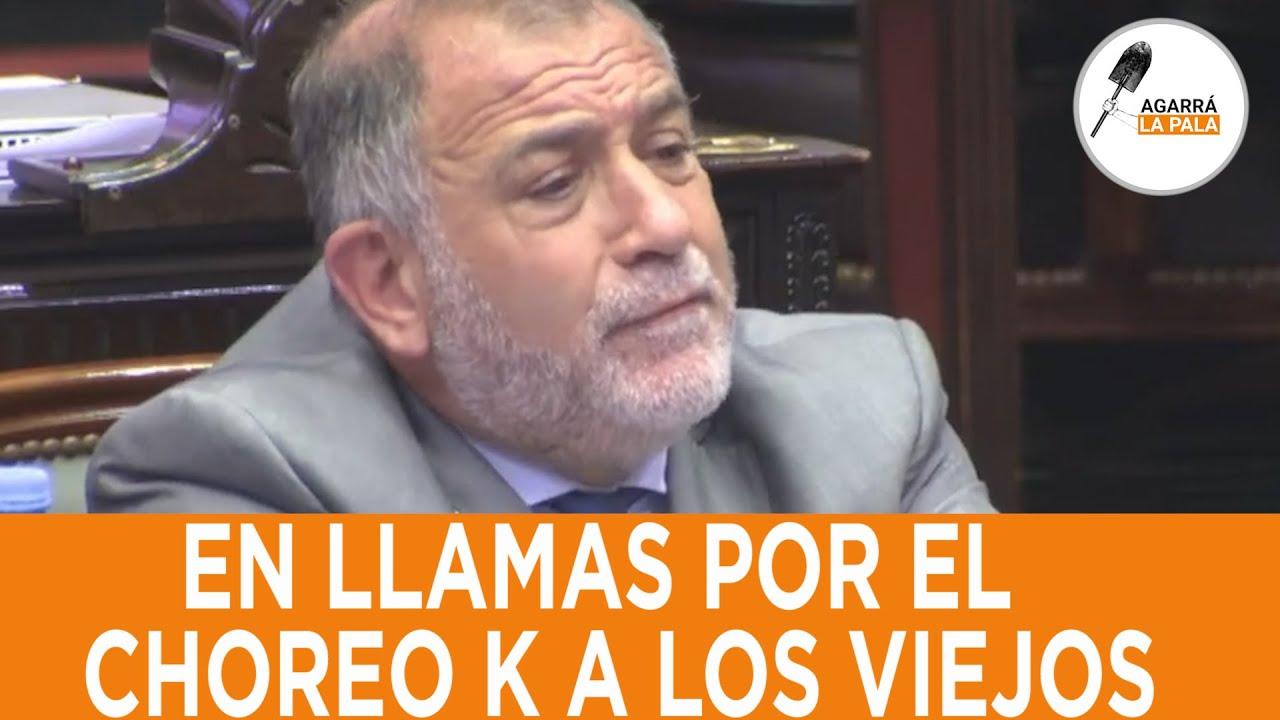 """Luis Juez explotó en Diputados por el choreo a los jubilados: """"ESTO ES UN ESPANTO"""""""