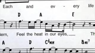 Feel The Bern - Sheet Music