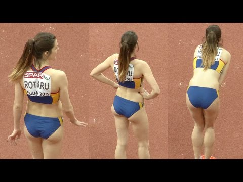 Alina Rotaru 2015,  a Roumanian lovely long jumper