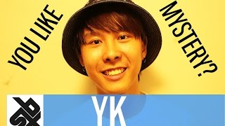 YK  |  THIS IS A GAME