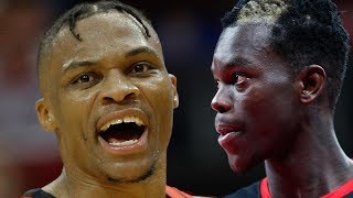 OKC's Dennis Schröder Got BLASTED By Russell Westbrook & Team For Rocking Kevin Durant's Shoes