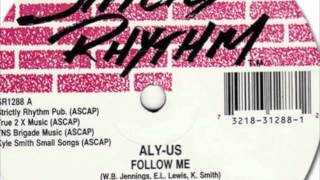 Aly-Us - Follow Me (Matteo Rosolare