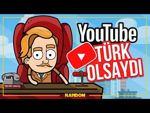 YOUTUBE TÜRK OLSAYDI - TÜRKÇE ANİMASYON (PARODİ)