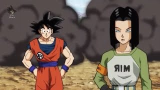 A pequena luta bugada de Goku Vs Android 17 - Análise Mil Grau do Episódio 86 de Dragon Ball Super