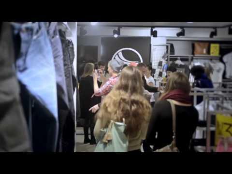 Открытие магазина одежды DIVERSE в Волгодонске