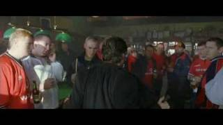 Robert Carlyle as a Liverpool FC fan, funny