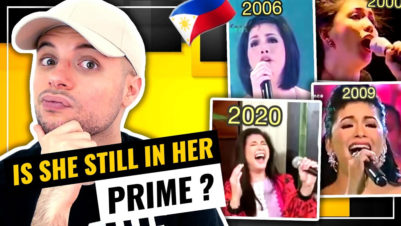 The EVOLUTION of REGINE'S VOICE! Has she gotten BETTER or WORSE with time? | HONEST REACTION