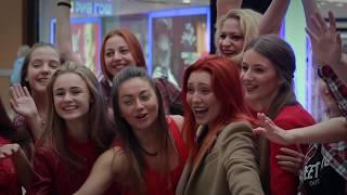 Флешмоб сюрприз для Анастасии Спиридоновой