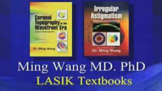 Textbook on LASIK surgery and complications, topography and irregular astigmatism