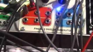 4ms pingable envelope generator demo at musikmesse 2011