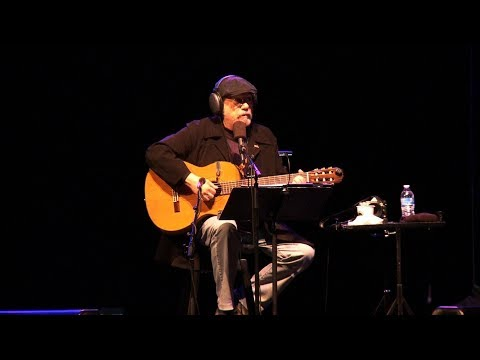 Video: Cuban Musical Legend Silvio Rodríguez Performing in Central Park in Rare U.S. Appearance