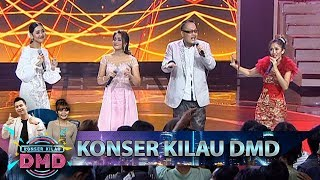 Lola KDI, Selfi nafilah, Genta KD INI RINDU - Konser Kilau DMD (14/1)