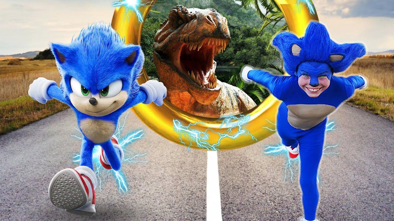 Sonic The Hedgehog Ninja Kidz Youtube