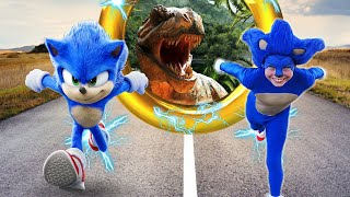 Sonic The Hedgehog Ninja Kidz!