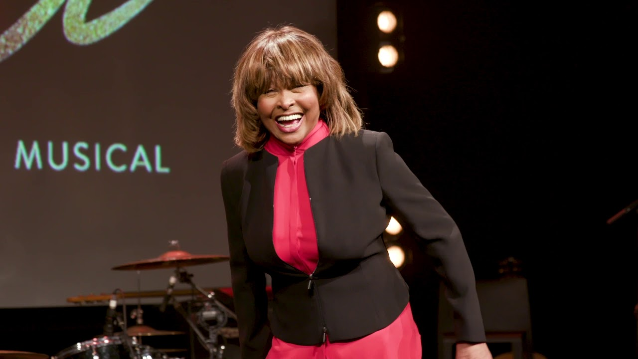 Tina Turner Launches Tina! The Musical In London
