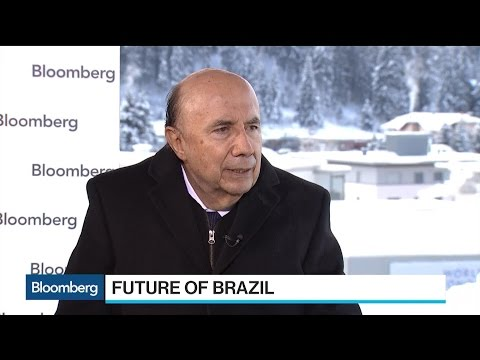 Brazil's Meirelles: Growth to Accelerate Through 2017