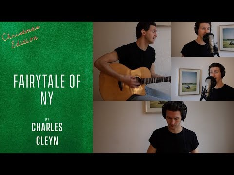 The Pogues - Fairytale of NY - Harmony Cover by Charles Cleyn