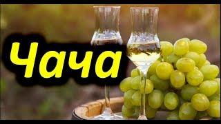 Чача или обычный виноградный самогон