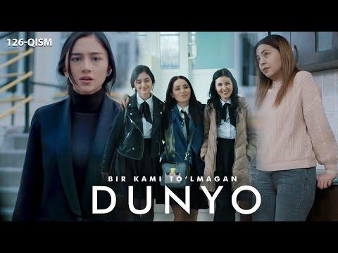 Bir Kami To'lmagan Dunyo (o'zbek Serial) | Бир ками тўлмаган дунё (узбек сериал) 126-qism