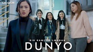 Bir kami to'lmagan dunyo (o'zbek serial)   Бир ками тўлмаган дунё (узбек сериал) 126-qism