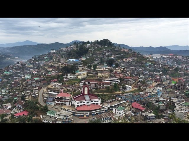My Hometown MOKOKCHUNG- Proud to be a Northeast Indian (VLOG #1)