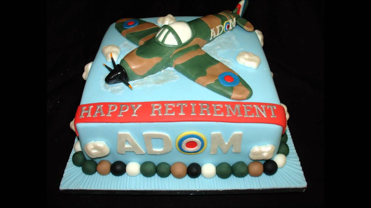 How To Make A Spitfire Cake