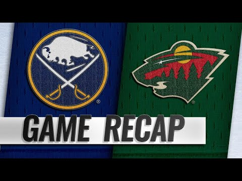 Pominville's late goal propels Sabres to 3-2 win