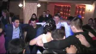 Лезгинка на Узбекской свадьбе
