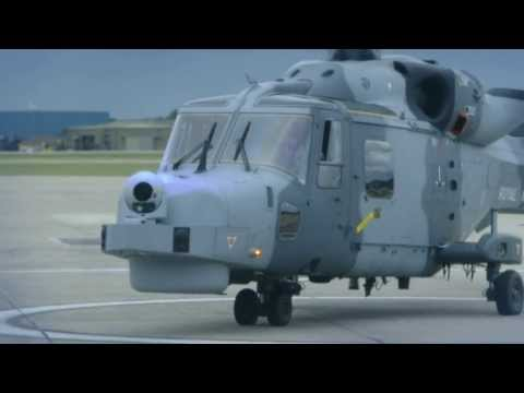 Royal Navy TwoSix.tv Sept 2013: Fleet Air Arm Update