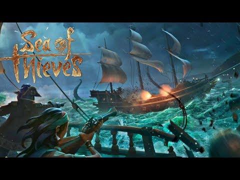 SEA OF THIEVES ★ 4 Spieler Coop ★ Live #01★ PC Multiplayer Gameplay Deutsch German