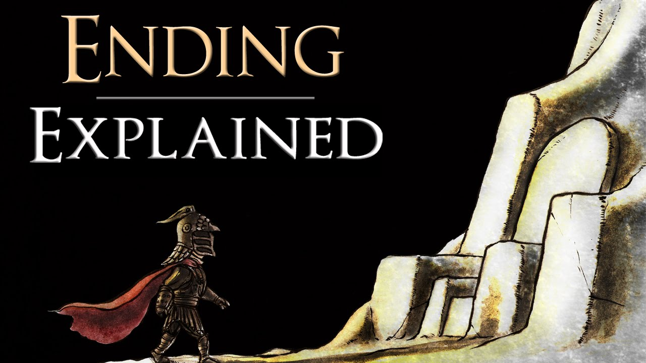 Dark Souls 2 Review Not The End: Dark Souls 2's Ending: Explained!