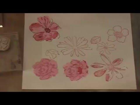 Prima Flora Stamps