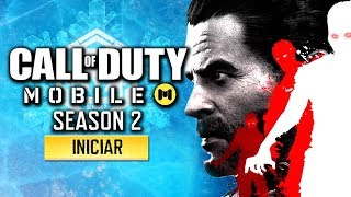 Call Of Duty MOBILE: TEMPORADA 2