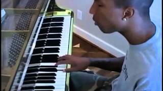 ★ The Neptunes - Pharrell And Chad In The Studio  (NEW) ★