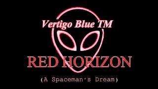 Vertigo Blue TM - Red Horizon
