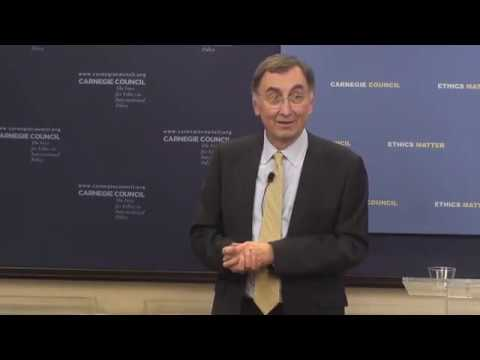 Janos Pasztor: Who Controls the Global Thermostat? Climate-A
