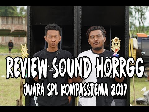 REVIEW SOUND HORRG